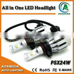 4000LM all in one led headlight PSX24W