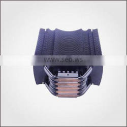Good quality gold supplier hot pipe heatsink for CPU