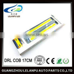 DRL Super Bright Daytime Running Light LED Car Light Waterproof Cob 17CM Car Accessory