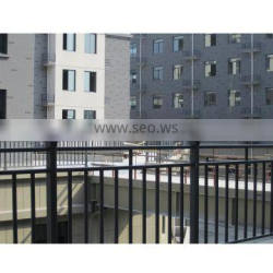 Good security low Maintaining cost residential quarters cheap fiberglass handrail