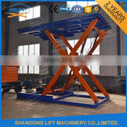 Auto lifter for garage Electric car lifter
