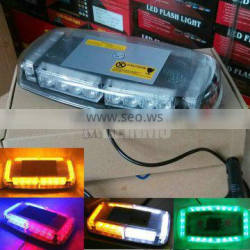 24 LED Car High Power Magnetic Roof Flashing Strobe Emergency Light LED Warning Light