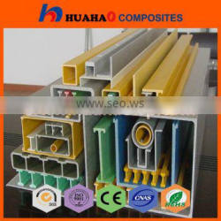 Hot Selling High Quality grp profile Colorful UV Resistant Durable grp profile fast delivery