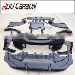 Wide Body Kits For nisan R35 GTR LB OEM Carbon Fiber