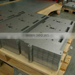 OEM high quality steel laser cutting spare parts