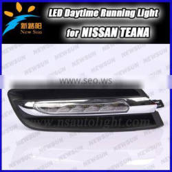 High quality led daytime running light for n issan teana, eye appealing led drl