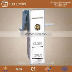 Flei brand High Safty ROHS zinc Plated Metal Locks