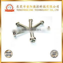 Stainless steel wafer head self drilling screws with competitive price