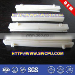 White Plastic Nylon 66 Guide Extrusion