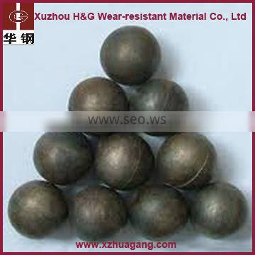 Factory direct sale high chrome grinding mill ball