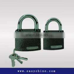Colored Padlock