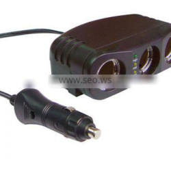 high quality multi usb port car charger with