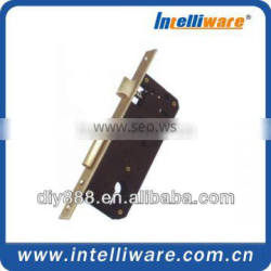 Door lock body steel with 45mm backset---- ART.1K180