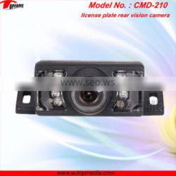 TOPFAME CMD-210 CMOS license plate backup camera for Europe cars with waterproof