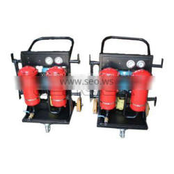 hand push Refine Used hydraulic Oil Filter Purifier Machine