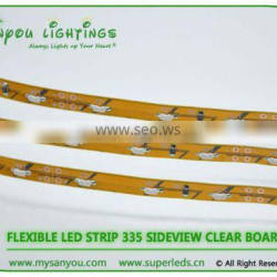 led waterproof 335 sideview led strip led strip light