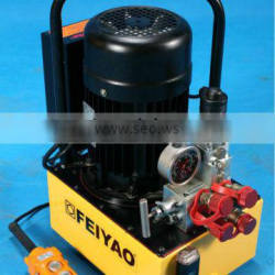 special hydraulic electric elevator pump for wrench