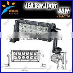 Newest Design Top Quality 36W Offroad LED Light Bar with Lowest Price