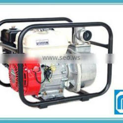 Firefighting gasoline water pump