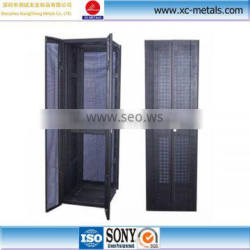 Cheap sheet metal network server rack cabinet housing