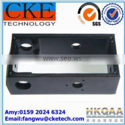 Aluminum Low Cost OEM Service CNC Mechanical Parts with ISO9001;2008