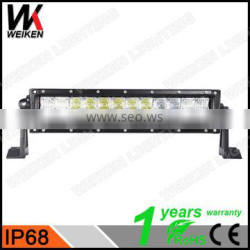WEIKEN China Wholesale 14 Inch 72W 24V 5D Led Light Bar
