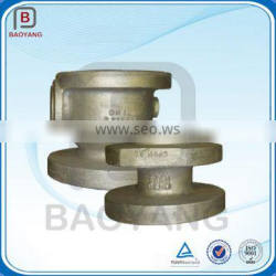 Ductile Cast Iron Plug Valve Parts Casting