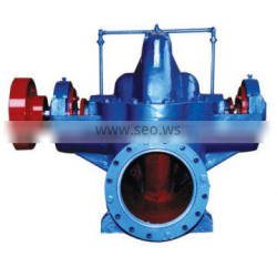 S series marine single stage double suction centrifugal pump