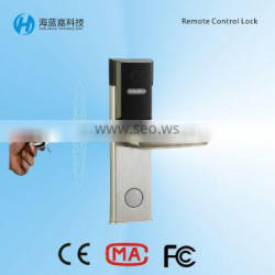 hotel supplies card electric wifi door locks and handles