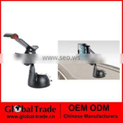 Gadget Holder with double hook Universal in Car Suction Windscreen Mount Holder Cradle for GPS Mobile Phone PDA A0300