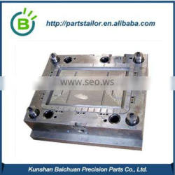 Custom Injection Molded Plastic Part BCR 0358