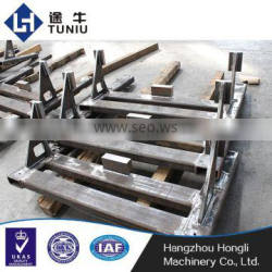 High precision welding sheet metal product
