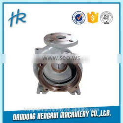 high quality iron and steel oem casting service manufacturer from Hengrui
