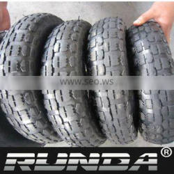 rubber pneumatic wheel & tire