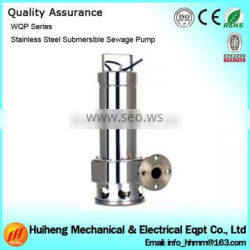 Waterworks Water Supply Device Stainless Steel Sewage Pump