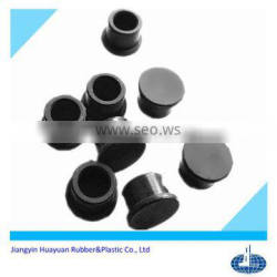 (EPDM,silicone,NR,NBR and recycled rubber) molded rubber plug/Rubber plug cap