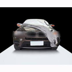 Silver Color Aluminum Film SUV Car Covers