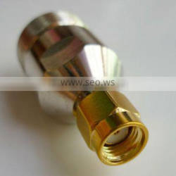 RF Coaxial Adapter RP-SMA male to N female