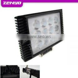 portable led work light with switch on/off 36W led truck light, work lamps
