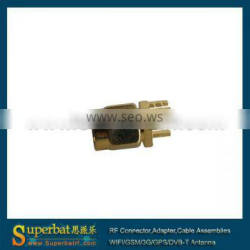 RP SMA connector End Launch PCB Mount type