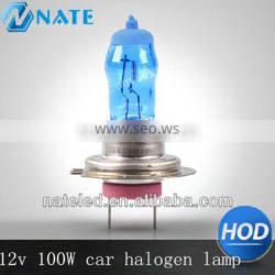 Best Quality ,New Generation Car HOD Light 100w Halogen Lamp