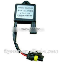 35w 55w xenon hid kit warning canceller,HID warning canceller, HID code decoder, error free