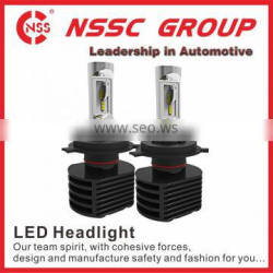 High power new generation h4 h7 h8 h11 h13 9005 9006 car led bulb 12v car led headlight