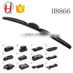 Wholesale china supplier Multi-function windshield Wiper blade12&1
