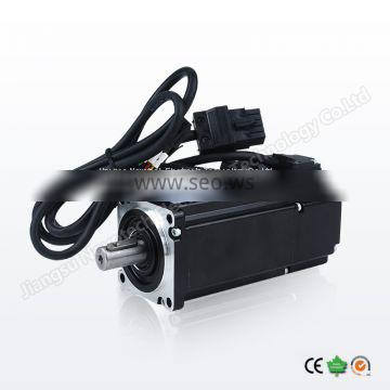 China cheap nema 24 AC servo motor 600w with servo driver kit