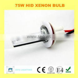 75W high power fast bright 6000k bi xenon kit hid h11