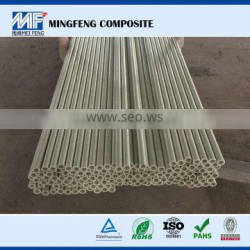 Pultrusion process manufacture smooth frp pole wholesale