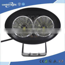 6000-6500K 10W/8W 12-28v Spot led auto work light