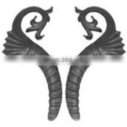 Cast Steel Ornament ( CS 77 )