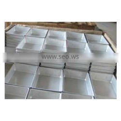 India market use aluminum fast freezing pan with discount price